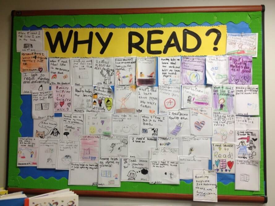 Classroom displays 3