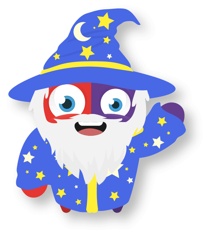 Emile Wizard- Grammar game