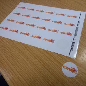 Emile stickers