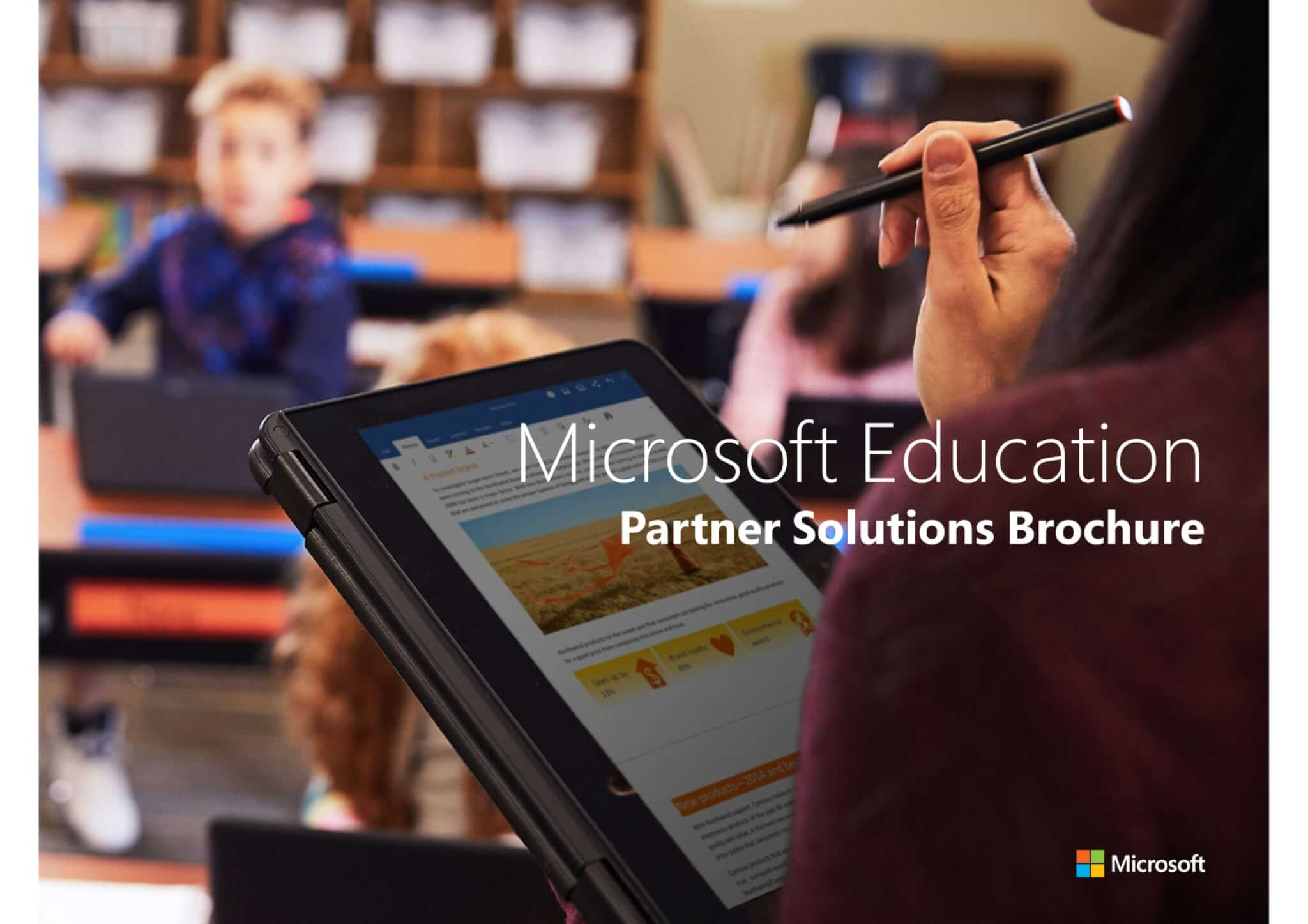 Microsoft Education Partner Solutions