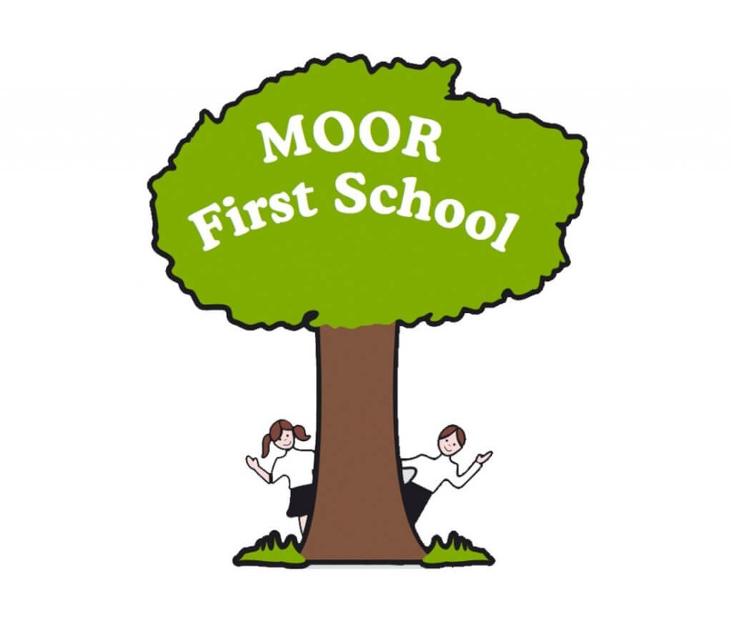 Moor first logo colour