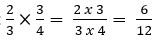 Multiplying fractions 7