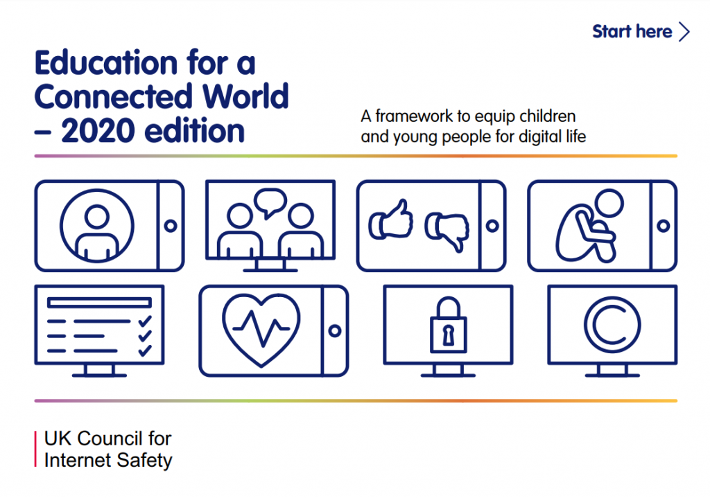 Internet Safety for primary schools - education for a conencted world