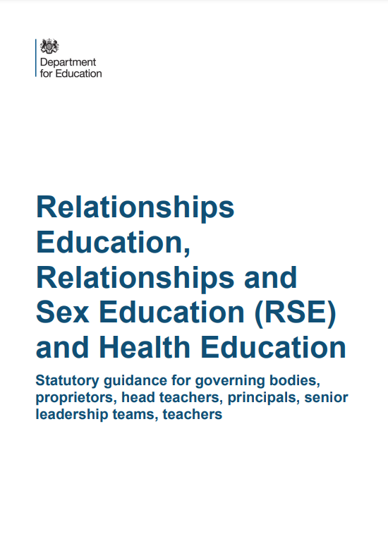 Internet Safety for primary schools - rse curriculum