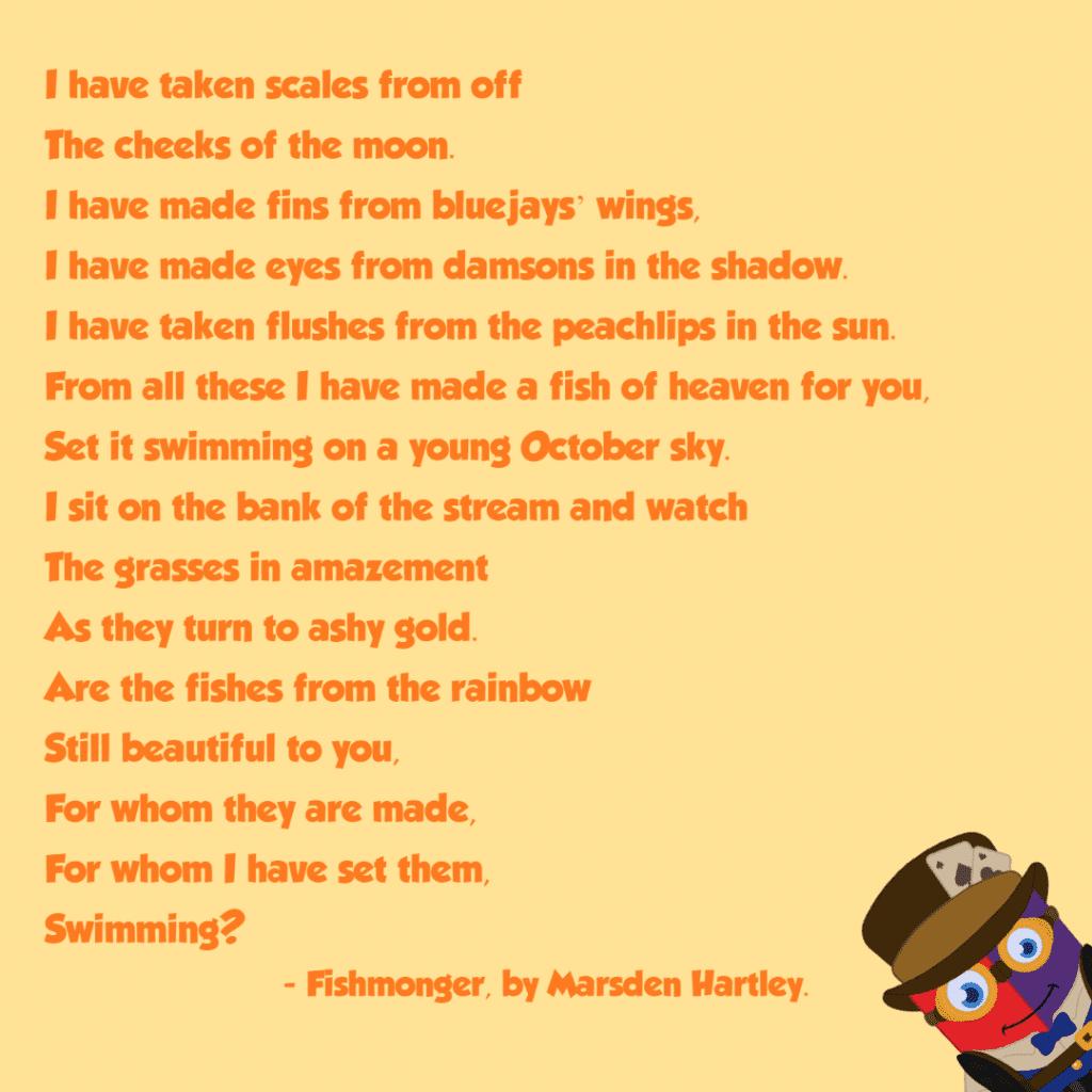 Teaching poetry 4